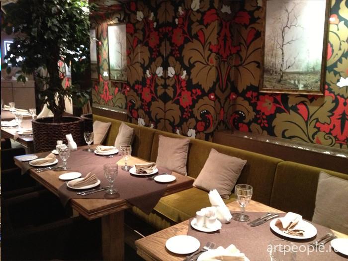 Ресторан русской кухни в москве для иностранцев